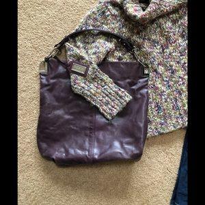 Badgley Miscka leather tote 👜